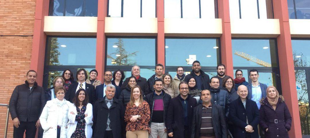 WINTEX project starts in Terrassa