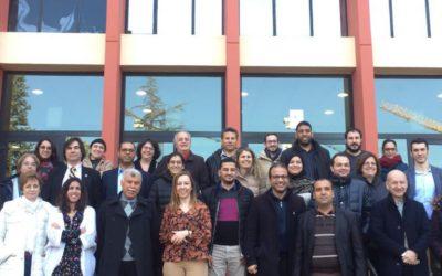 بداية مشروع WINTEX في تيراسا