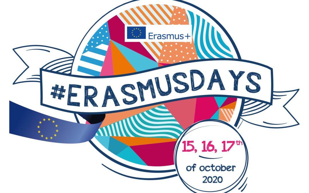 WINTEX webinar on October 16th as part of #ErasmusDays